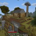 Minecraft拠点#1
