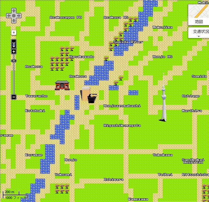 東京スカイツリー - Google マップ